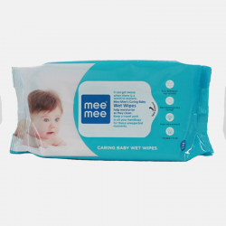 mee mee Baby Wipes (72 Sheets)