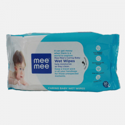 mee mee baby wipes (30 sheets)